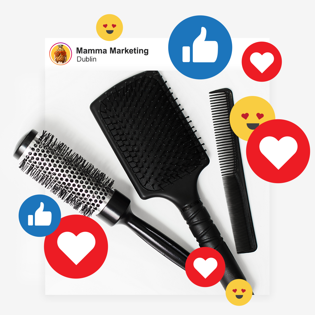 mamma marketing hair salon guide